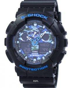 Casio G-Shock Analog Digital GA-100CB-1A Herrenuhr