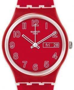 Swatch Originals Mohnfeld GW705 Unisex Quarzuhr