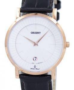 Orient Quarz Analog Japan gemacht SGW0100CW0 Damenuhr
