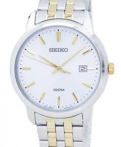 Seiko Neo Classic Quarz SUR263 SUR263P1 SUR263P Herrenuhr