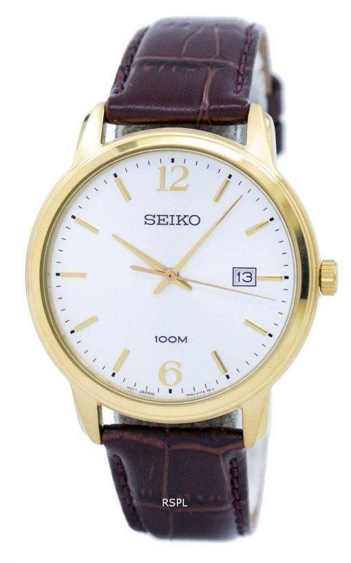 Seiko Neo Classic Quarz SUR266 SUR266P1 SUR266P Herrenuhr