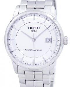 TISSOT T-Classic Luxus Powermatic 80 automatische T086.407.11.031.00 T0864071103100 Herrenuhr