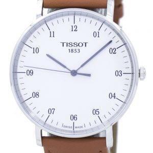 Tissot T-Classic Everytime Quarz T109.610.16.037.00 T1096101603700 Herrenuhr