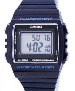 Casio Digital Alarm Chronograph W-215H-2AVDF W-215H-2AV Unisex Uhr