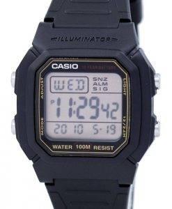 Casio Digital Alarm Illuminator W-800HG-9AVDF W-800HG-9AV Herrenuhr