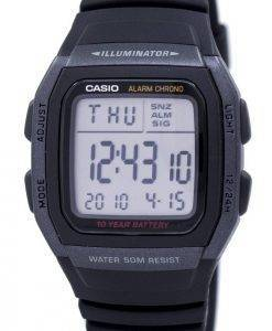 Casio-Jugend Digital Illuminator W-96H-1BVDF W-96H-1BV Herrenuhr