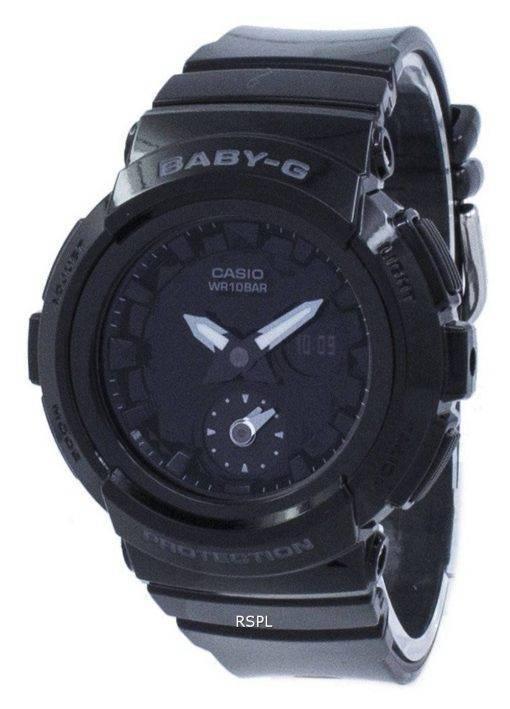 Casio Baby-G Shock Resistant analoge digitale BGA-195-1A BGA195-1A Damenuhr