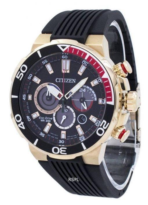 Citizen Eco-Drive Chronograph Herrenuhr CA4252-08E