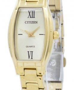 Citizen Analog Quarz Damenuhr EJ6112 - 52 s.