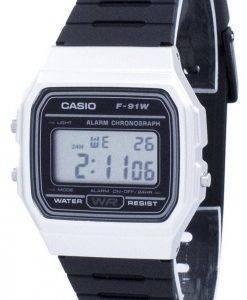Casio Vintage Chronograph Alarm Digital F-91WM-7A F91WM-7A Unisex Uhr