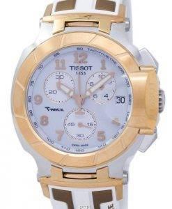 Tissot T-Sport T-Race Chronograph T048.417.27.012.00 T0484172701200 Unisex Quarzuhr