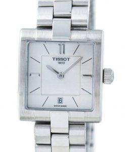 Tissot T-Lady T02 Quarz T090.310.11.111.01 T0903101111101 Damenuhr