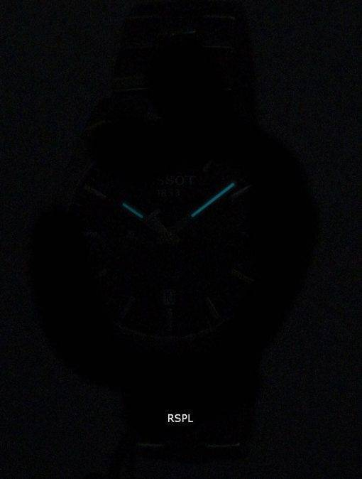 Tissot T-Classic PR 100 Dual Time Quarz T101.452.11.061.00 T1014521106100 Herrenuhr