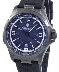 Victorinox Swiss Army Night Vision GMT Quarz 241596 Herrenuhr