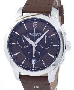 Victorinox Allianz Schweizer Armee Chronograph Quarz 241749 Herrenuhr