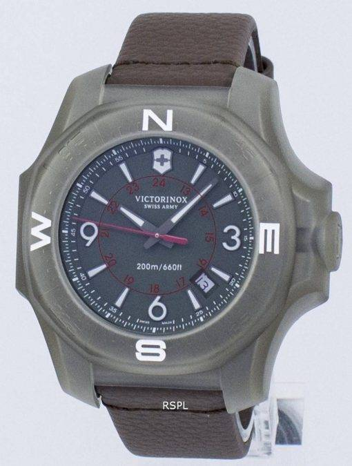 Victorinox I.N.O.X. Titan Schweizer Armee Quarz 200M 241779 Herrenuhr