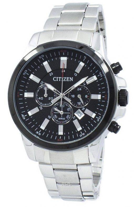 Herrenuhr Citizen Chronograph Quarz AN8086-53E
