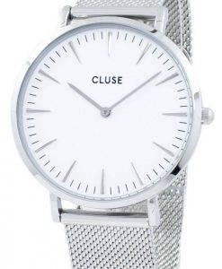 Cluses La Boheme Quarz CL18105 Damenuhr