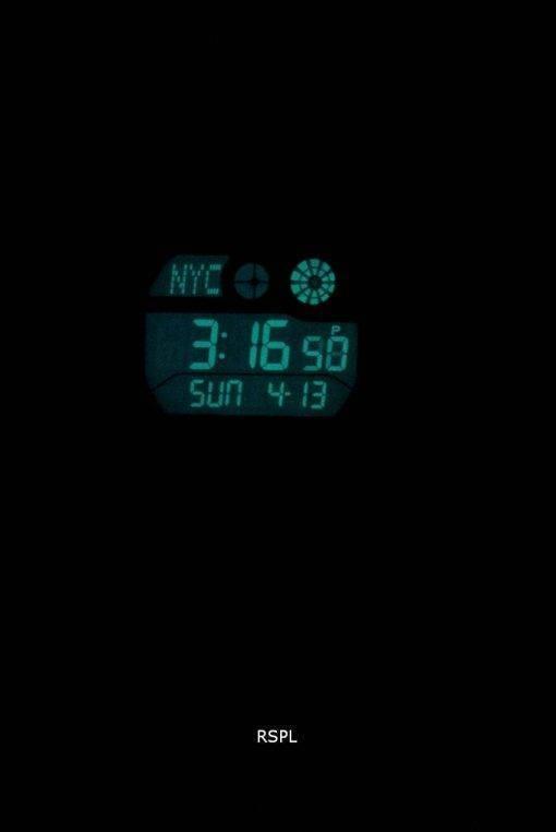 Timex Expedition globalen Schock Welt Zeit Alarm Indiglo Digital T49973 Herrenuhr