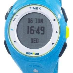 Timex Ironman Run X20 GPS-Indiglo Digital TW5K87600 Unisex Uhr