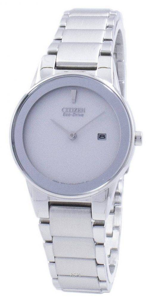 Citizen Eco-Drive Axiom analoge GA1050-51A Damenuhr
