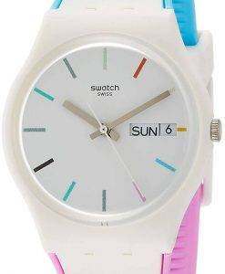 Swatch Originals Edgyline Analog Quarz GW708 Herrenuhr
