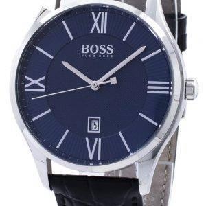 Hugo Boss Gouverneur Quarz 1513553 Herrenuhr