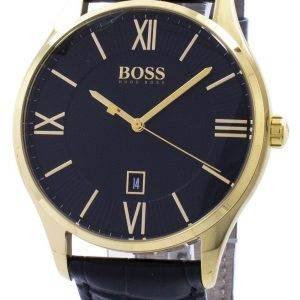 Hugo Boss Gouverneur Quarz 1513554 Herrenuhr