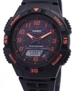 Casio Analog-Digital hart Solar AQ-S800W-1B2VDF AQ-S800W-1B2V Herrenuhr