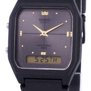 Casio Analog Digital Quarz Dualzeit AW-48HE-8AVDF AW-48HE-8AV Herrenuhr