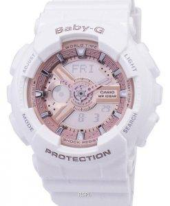 Casio Baby-G World Time Analog Digital BA-110-7A1 Damenuhr