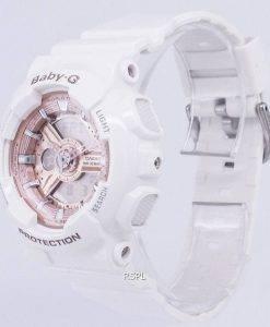 Casio Baby-G World Time Analog Digital BA-110-7A1 Damenuhr