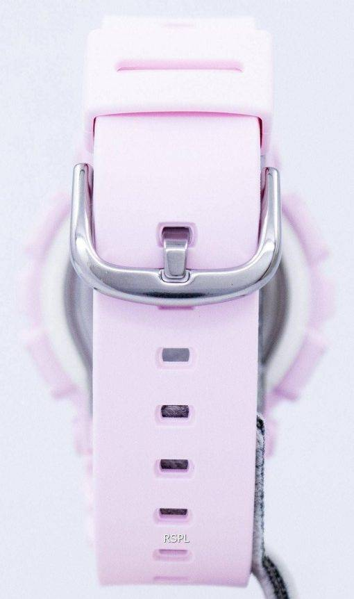 Casio Baby-G Shock Resistant Welt Zeit Analog Digital BA-110BE-4A Damenuhr