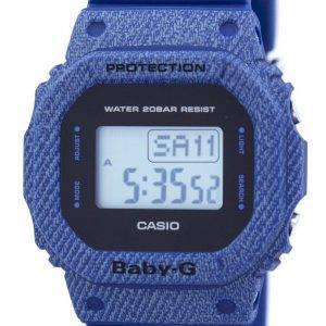 Casio Baby-G Denim würde Alarm Digital 200 M BGD-560DE-2 Damenuhr