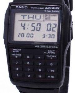 Casio Digital Data Bank 5 Alarm mehrsprachige DBC-32-1ADF DBC-32-1A Herrenuhr
