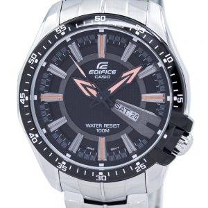 Casio Edifice analogen Multi-Color Dial EF-130 D-1A5V Herrenuhr