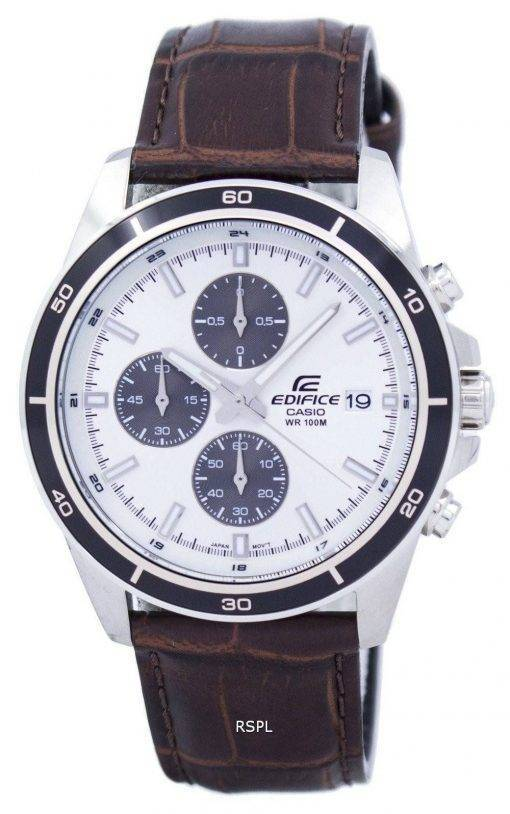 Casio Edifice Chronograph Quartz EFR-526L-7AV Herrenuhr