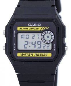 Casio Alarm Chrono Digital F-94WA-9 Herrenuhr