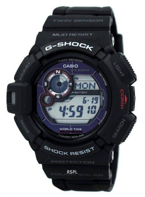 Casio G-Shock Mudman G-9300-1 D-Herrenuhr