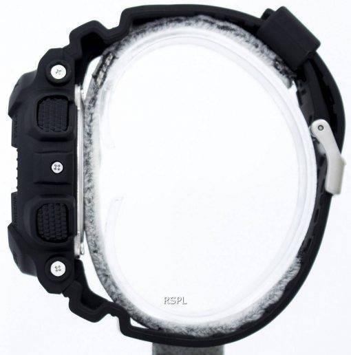 Casio G-Shock militärische Matte Black-GA-100-1A1 Herrenuhr