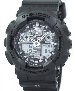 Casio G-Shock Camouflage Serie Analog Digital GA-100CF-8A Herrenuhr