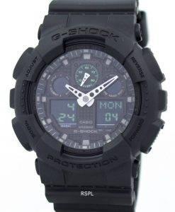 Casio G-Shock Analog Digital GA-100-MB-1A Herrenuhr