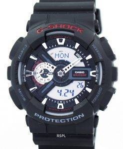 Casio G-Shock World Time Analog Digital GA-110-1A GA110 Herrenuhr