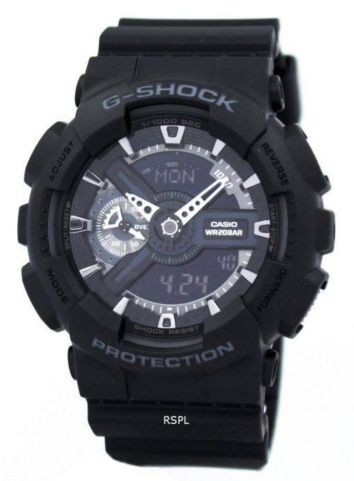 Casio G-Shock GA-110-1 b GA-110-1 Herrenuhr