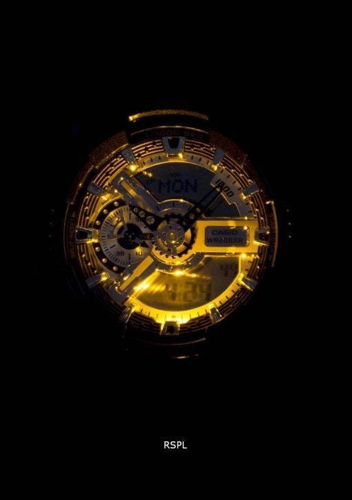 Casio G-Shock Welt Zeit GA-110BR-5A Herrenuhr