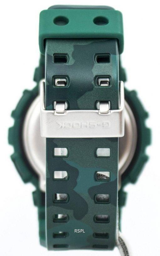 Casio G-Shock Camouflage Serie GA-110CM-3A Herrenuhr