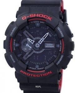 Casio G-Shock Sonderfarbe stoßfest Analog Digital GA-110HR-1A Herrenuhr