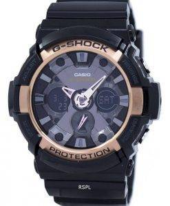 Casio G-Shock Rose Gold akzentuiert GA-200RG-1A Herrenuhr