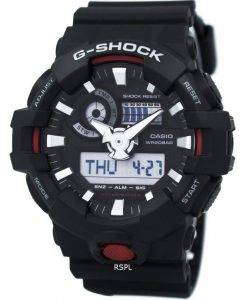 Casio G-Shock Illuminator Analog Digital GA-700-1A Herrenuhr