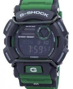Casio G-Shock Blitz Alarm Illuminator Super 200M GD-400-3 Herrenuhr